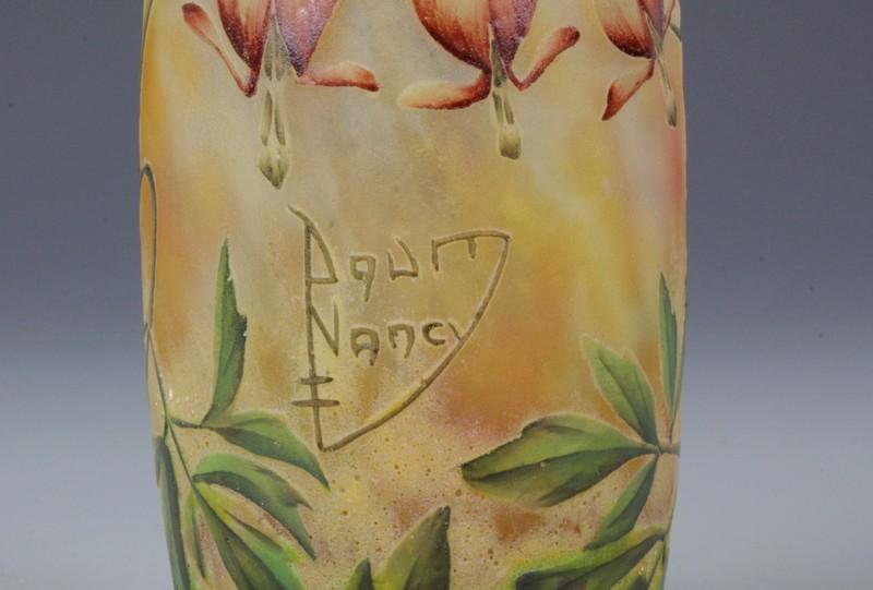 ナンシードーム小花瓶の画像3