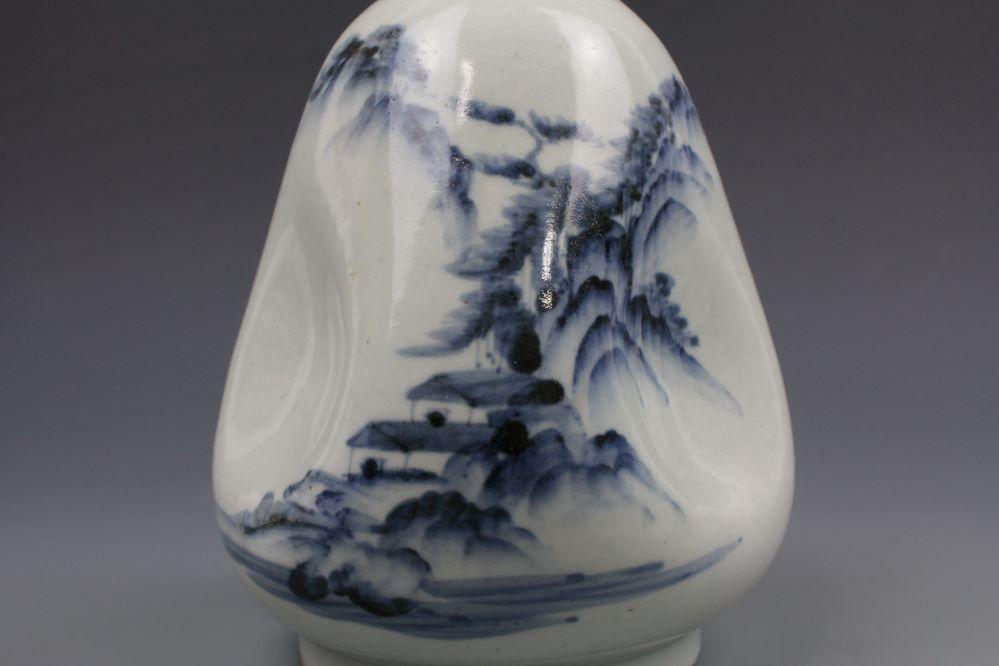 平戸焼花生の画像3