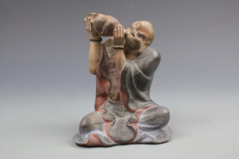 絵伊部羅漢像の画像2