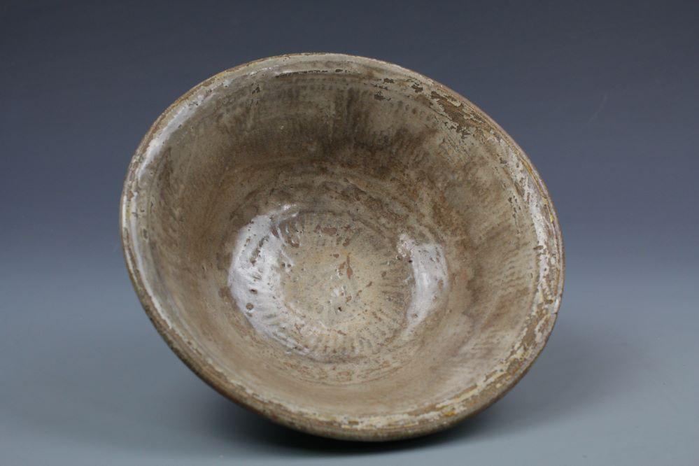 朝鮮三嶋 暦手茶碗の画像2